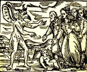 azione del diavolo sui corpi e sulle cose