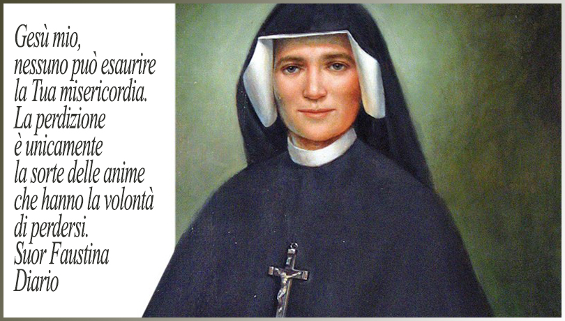 lotta Spirituale suor Faustina