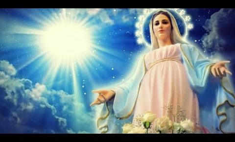 Primo Maggio mese della Madonna