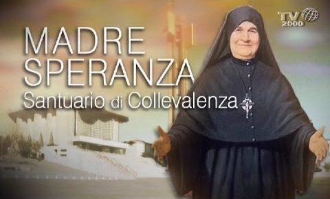 Madre Speranza…miracolo a Monza