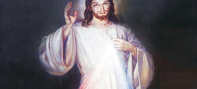 Oggi festa della Divina Misericordia