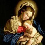 della nascita di Gesù parla Maria