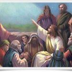 della nascita di Maria parla Gesù