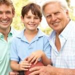 famiglia-uomini-generazioni