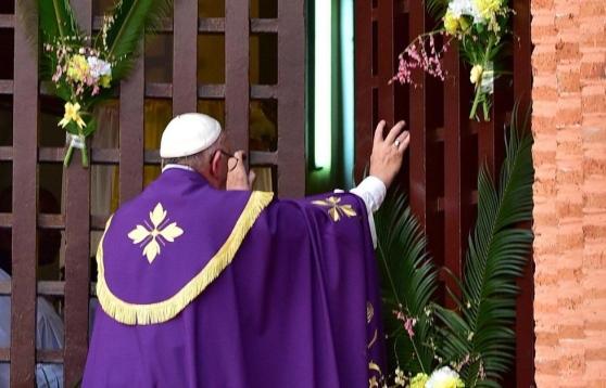 Apertura Porta Santa Papa Francesco