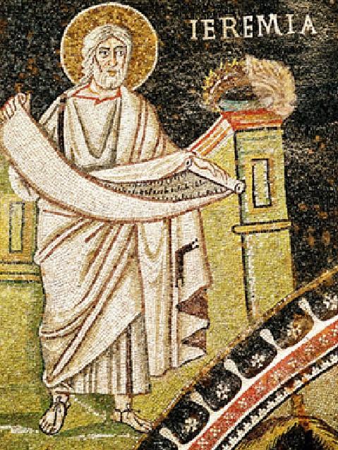 Dal libro del profeta Geremìa