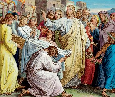 Gesù spiega perchè le malattie