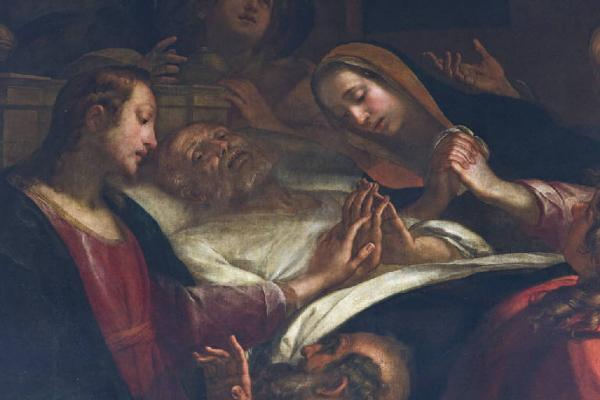 La morte di Giuseppe.