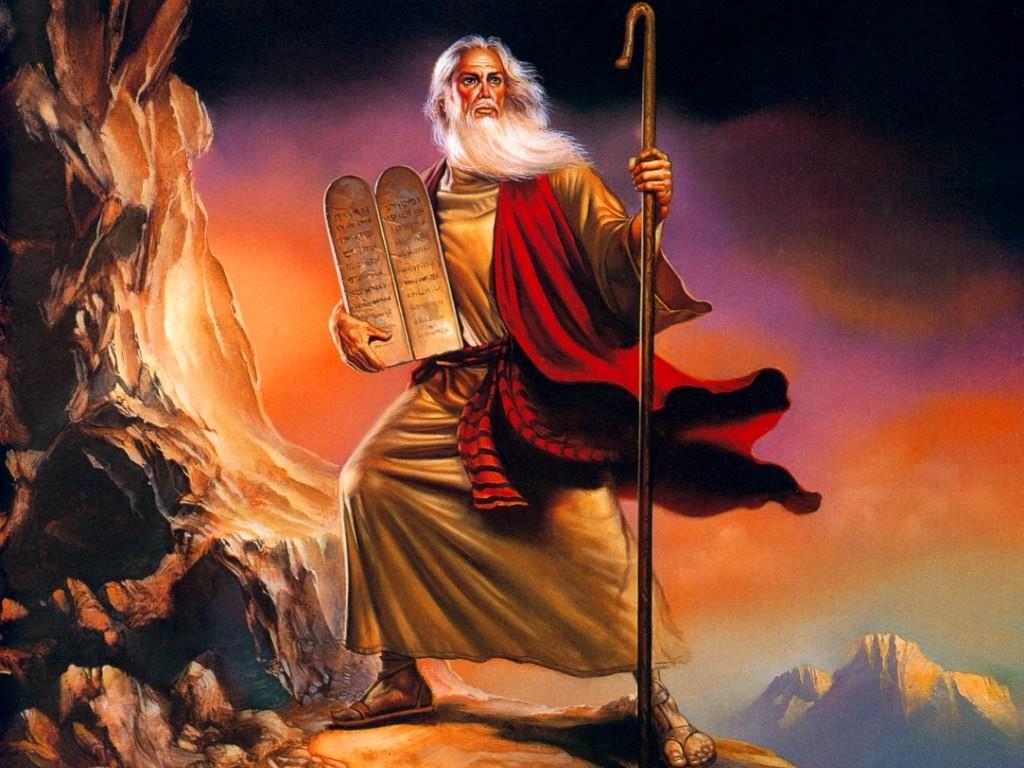 Mosè - i dieci comandamenti